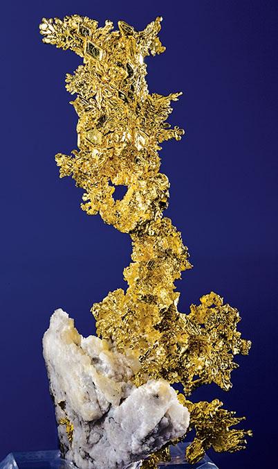 dragon gold mineral specimen
